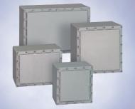 Система корпусов Ex d  из легкого металла или  нержавеющей стали,  взрывонепроницаемая  оболочка CUBEx,  серия 8264