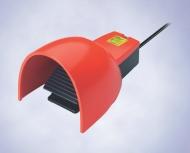 Педальный выключатель,  серия EEx GFI и EEx GFSI