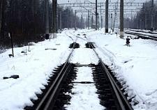 Обогрев железнодорожных стрелочных переводов
