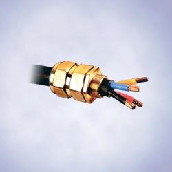 Кабельные вводы серии 8163/2-CXe, для кабелей армированных проволочной оплеткой (Ex e)