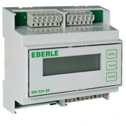 Метеостанция (регулятор температуры) Eberle EM 524 89 DR