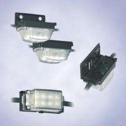 Светодиодные кластерные  светильники,  серия 6590