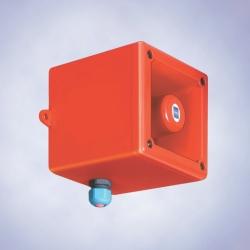Сигнальная сирена для  электрических цепей EEx i,  серия 8492