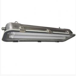 Линейные светодиодные светильники из нержавеющей стали серии GLD280S