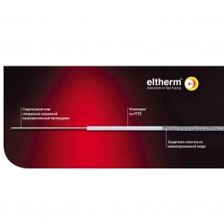 Нагревательный кабель ELKM-AS до 260 °C