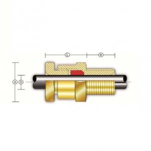 Кабельный ввод типа A (одиночное уплотнение для любых кабелей)