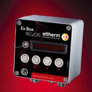 Ex-Box температурный регулятор с дисплеем Тип Ex-Box REG/DIS