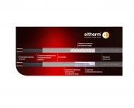 Саморегулирующийся нагревательный кабель облегченный ELSR-LS до 80 °C