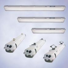 Светильники из полиэфирной смолы для люминесцентных ламп