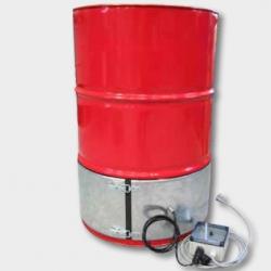 Нагревательный кожух для баков размерно-устойчивый для  барабанов 200 л Тип ELPW-200 l / ELPW-200 l-E