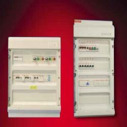 Распределительные устройства контроля температуры цепей обогрева для нагревательных кабелей ELSR Тип ELHKV