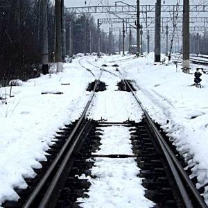 Как предотвратить обледенение железнодорожных стрелочных переводов